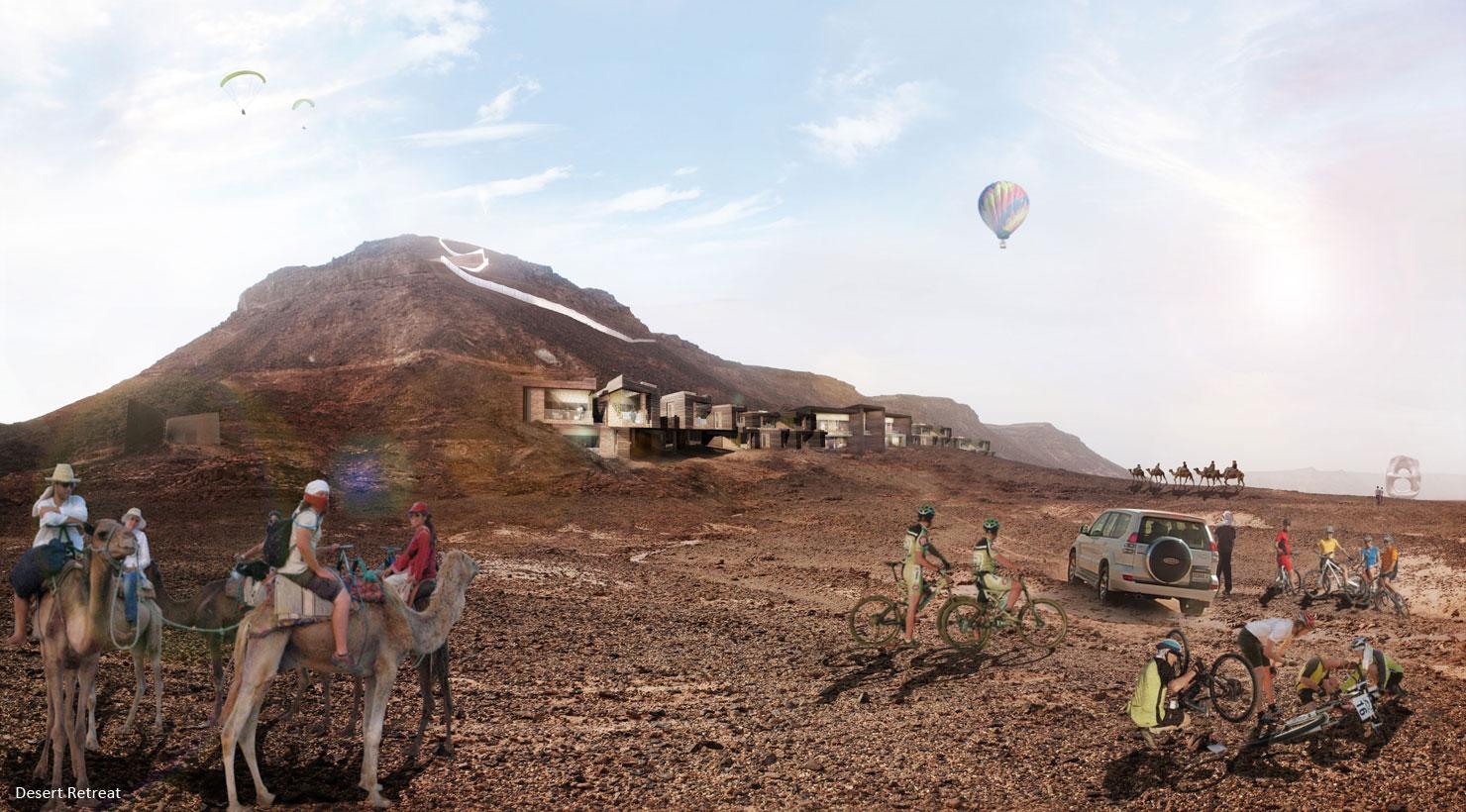 Desert retreat