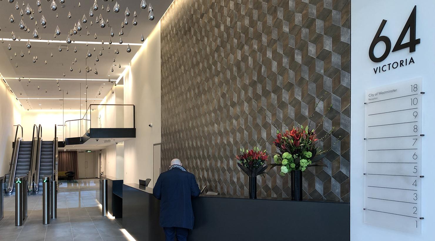WCC-reception